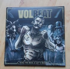 "Ebay ""Deals"" Volbeat - Seal The Deal & Let´s Boogie, 2 LP, Gatefold, near Mint, Metallica: EUR 10,00 (0 Gebote)…%#Quickberater%"