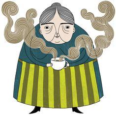 Emma Hanquist Illustration — Gotland