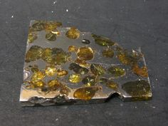 Hey, I found this really awesome Etsy listing at https://www.etsy.com/ca/listing/450974642/large-brahin-meteorite-slice-with