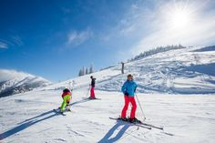 Sonnenskilaufen in Lackenhof am Ötscher (c) Fred Lindmoser Mount Everest, Skiing, Vacation, Mountains, Winter, Nature, Travel, Outdoor, Ski Resorts