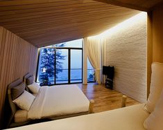 Bear House by Onion Architects from Onion designed this amazing contemporary house located on Cha-Am Beach, a famous seaside resort town in central Thailand, three hours drive from Bangkok.