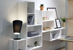 Lundia Cubox (cool lamp too)
