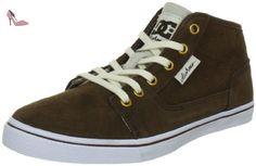 DC Shoes BRISTOL MID LE D0320061, Baskets mode femme - Marron (Tob Tobacco Tobd), 40 EU - Chaussures dc shoes (*Partner-Link)