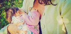 Let go of guilt about your breastfeeding habits - advice for new moms