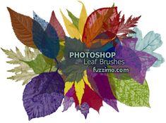 photoshop brushes :)