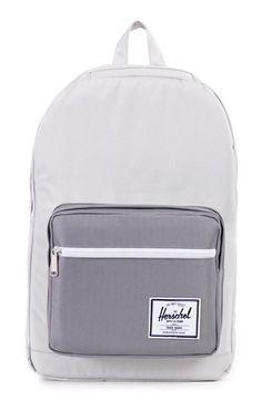Herschel Supply Co. 'Pop Quiz' Backpack Ebags BackPack Tumblr | leather backpack tumblr | cute backpacks tumblr http://ebagsbackpack.tumblr.com/  http://ebagsbackpack.tumblr.com/