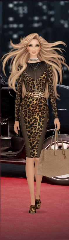 Covet Fashion, Fashion Art, Hollywood, Fashion Games, Fasion, Afro, Fashion Dresses, Barbie, Elegant