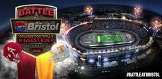 Battle at Bristol - definitely planning on being there!!