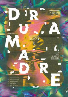 Buamai - D U R A M A D R E — Afiche On Behance