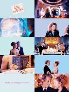 The Husbands of #RiverSong