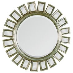 Carwyn Sunburst Wall Mirror