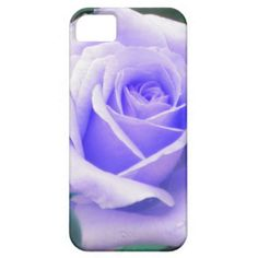 Pale Lavender Rose iPhone 5 Case from Zazzle.com