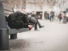 COVID-19: Homeless people and rough sleepers to be prioritised for vaccines after JCVI recommendation Homeless Services, Homeless People, Homeless Man, You Dont Care, Sky News, Tomorrow Will Be Better, Helping The Homeless, Prioritize, Medical School