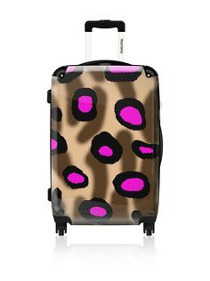 "ikase Panther 20"" Hardcase, Pink at MYHABIT"