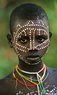 Africa | People of the Omo Valley, Ethiopia | ©Hans Silvester //