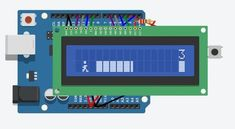 How to create a simple LCD video game with Arduino. By Mohammed Magdy.
