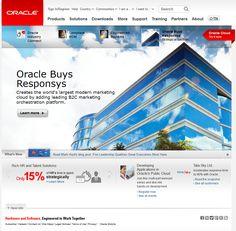Oracle in 2013 timeline