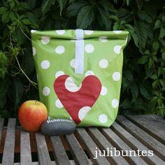 Lunchbag mit Isolierung als kleine Kühltasche