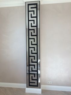 Stainless steel laser cut panel