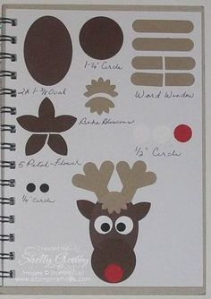 Stampin Up Halloween Punch Arts | Stampin Up Punch Art - Bing Images | Punch art, animals