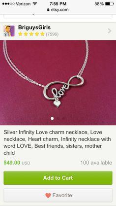 With Ella's initial  Otisbjewelry.com