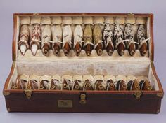 TheHistorialist: CECIL BEATON | MRS RITA DE ACOSTA LYDIG'S COLLECTION OF YANTORNY SHOES