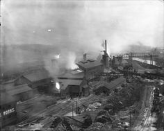 In Youngstown, We Make Steel (1803-1977)