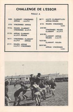 Calendrier 1982-1983 - 2ème Division - Page 7