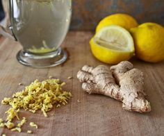 So try a nice hot glass of Lemon water with Ginger and Stevia, it's delicious and good for you in so many ways!!    You'll need:        1/2 inch knob of ginger sliced thinly or grated      lemon      Stevia to taste    Simply pour boiling water over the ginger, let steep for about 5mins then add lemon juice and stevia to taste.