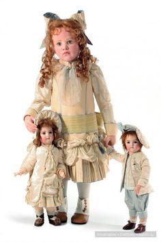 Коллекция кукол Hildegard Gunzel 2013 года / Куклы Gotz - коллекционные и игровые Готц / Бэйбики. Куклы фото. Одежда для кукол
