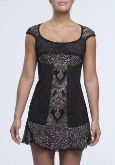 Tunique Adèle, vêtement pour femme Kollontai