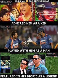 That's MS Dhoni for you! #SachinABillionDreams For more cricket fun click: http://ift.tt/2gY9BIZ - http://ift.tt/1ZZ3e4d