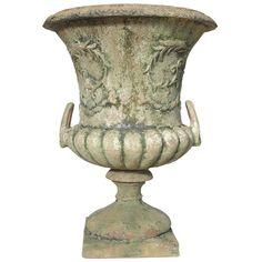 Vase Médicis Ø70x85 - Poterie Ampholia - Anduze