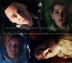 Thor has faith in Loki. I hope that never changes. More than that, I hope that Loki will be worthy of it.