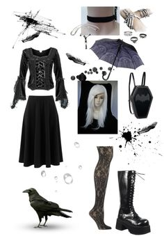 """""""Outfit #21"""" by electronic-lullaby on Polyvore"""