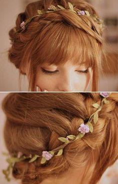 Braid Prom Hairstyle