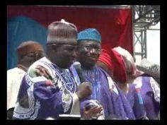 Former Borno State Governor, Senator Modu Sheriff at the reelectFayemi M...  www.reelectfayemi.com