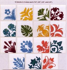 centered quilt designs - Google Search