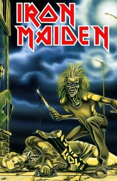 Iron Maiden: Sanctuary