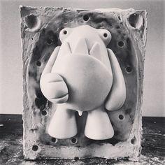 Zuby McField congelado en carbonita | Zuby McField Carbonite Frozen