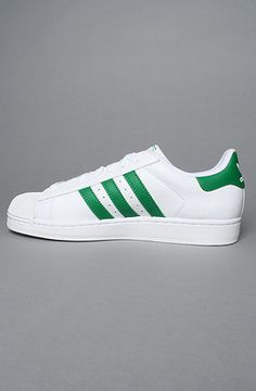 new style f6aed db89c adidas the superstar 2 sneaker in white & green Embossed Logo, Kermit,  Superstar,