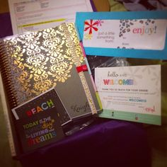 """""""finallyyyyy!!! been waiting 2 weeks for this im so happy to start using my new @erincondren #lifeplanner """""""