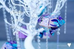 DECORATIUNI NUNTA AQUA PAPER DIAMONDS -  WEDDINGS MADE BY TONI MALLONI & EVENTURE CO. | LOCATIE CLUB SNAGOV