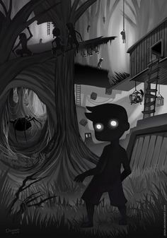 Limbo by 2dea   for the latest computer games at great prices multicitygames.com