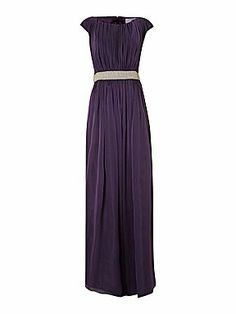 JS Collections Beaded Waist Dress from House of Fraser. Available through the Wedding Heart website: http://www.weddingheart.co.uk/house-of-fraser-motherbridegroom.html