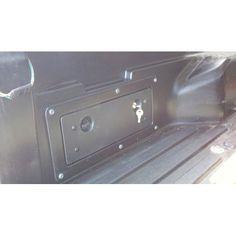 Pop & Lock's Toyota Tacoma Bed Box Lock