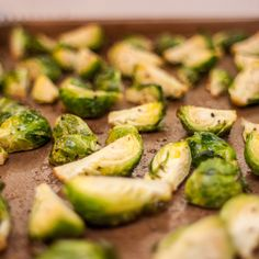 recipe // roasted brussels sprouts with garlic aioli | life/style 365