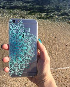 Mandala Iphone 6 Case Iphone 6s Case Iphone 6 by MandalaInLove