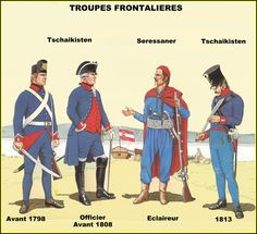 Phuniformes Austrian Empire, Uniform Design, Napoleonic Wars, Revolutionaries, Collection, Military Uniforms, Period, Pictures, French