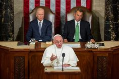 Pope Francis Delivers Historic Address to Congress - NBC News